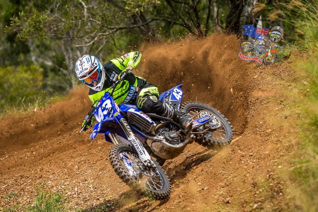 Mitch Evans - MX Nationals 2015