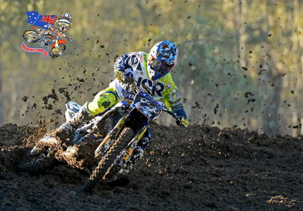MX Nationals 2015 - Jed Beaton takes round overall in debut MX2 appearance