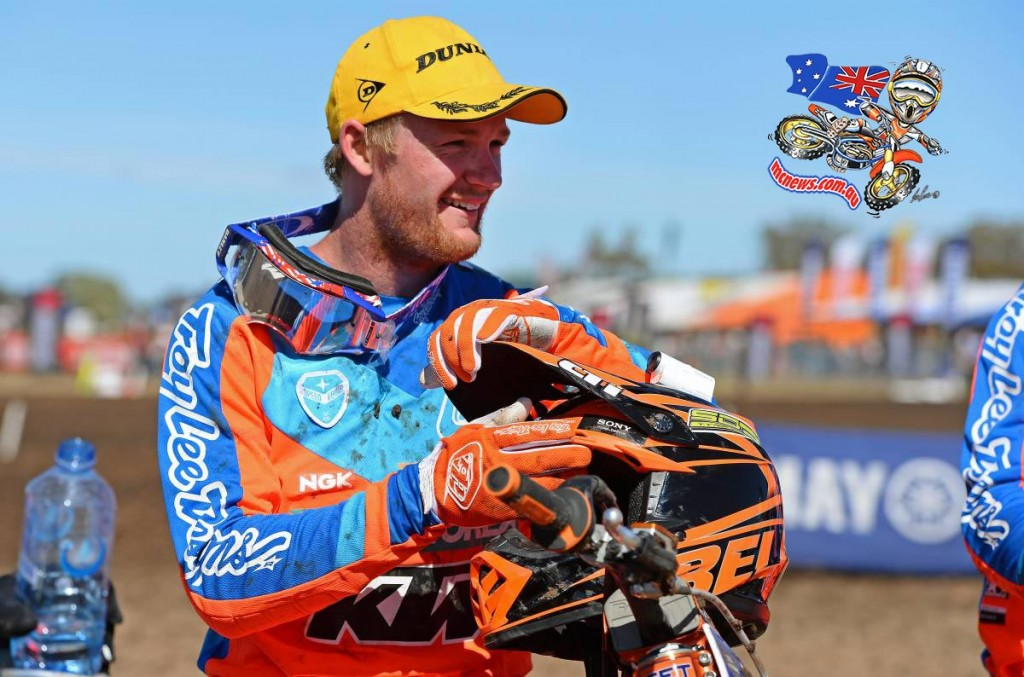 KTM's Kirk Gibbs takes the honours at 2015 MX Nationals Horsham season opener