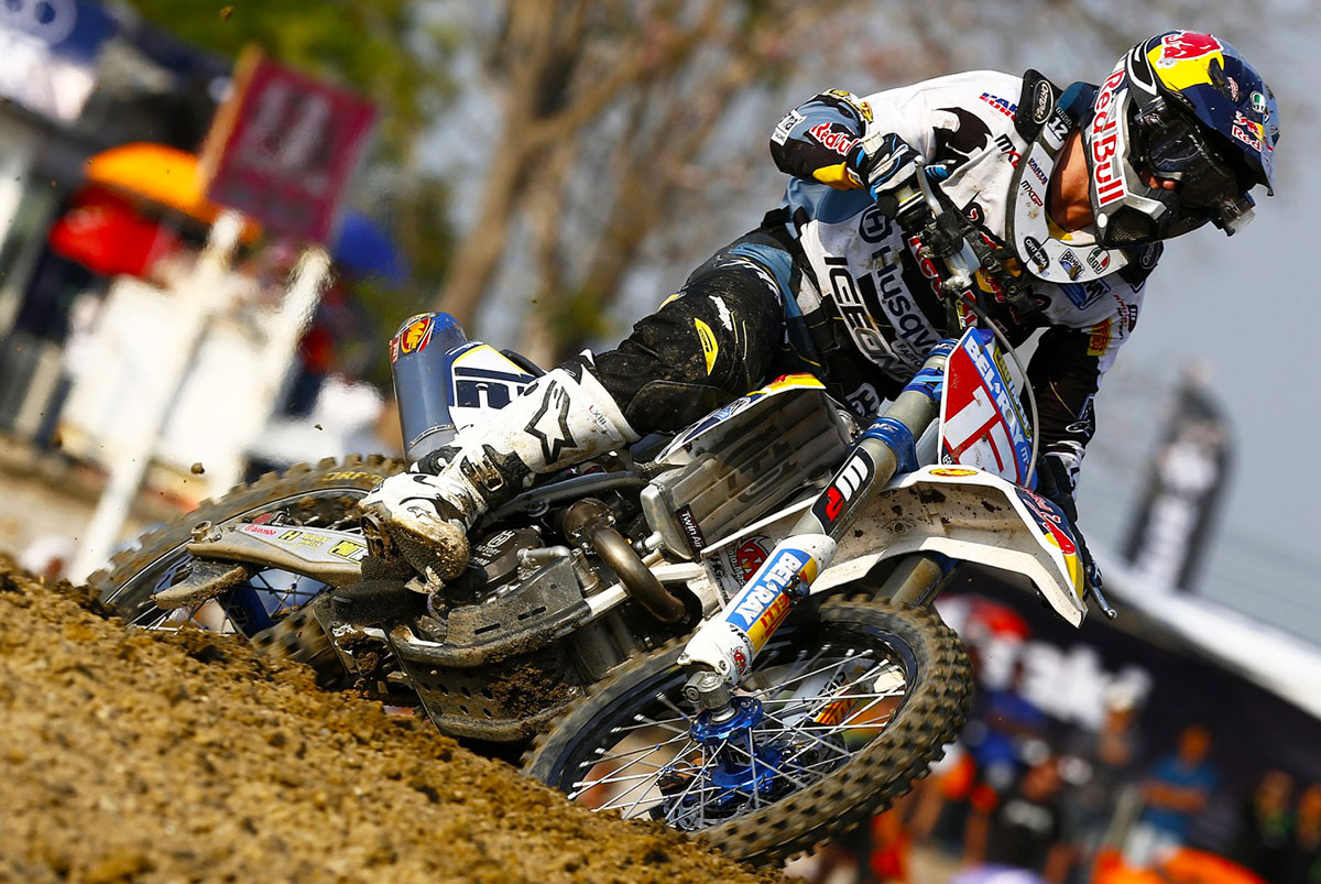 Max Nagl took his send GP won fr 2015