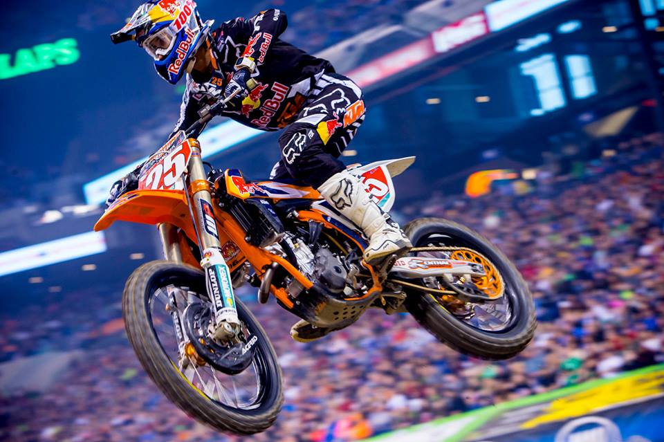 Musquin scored yet another main event win
