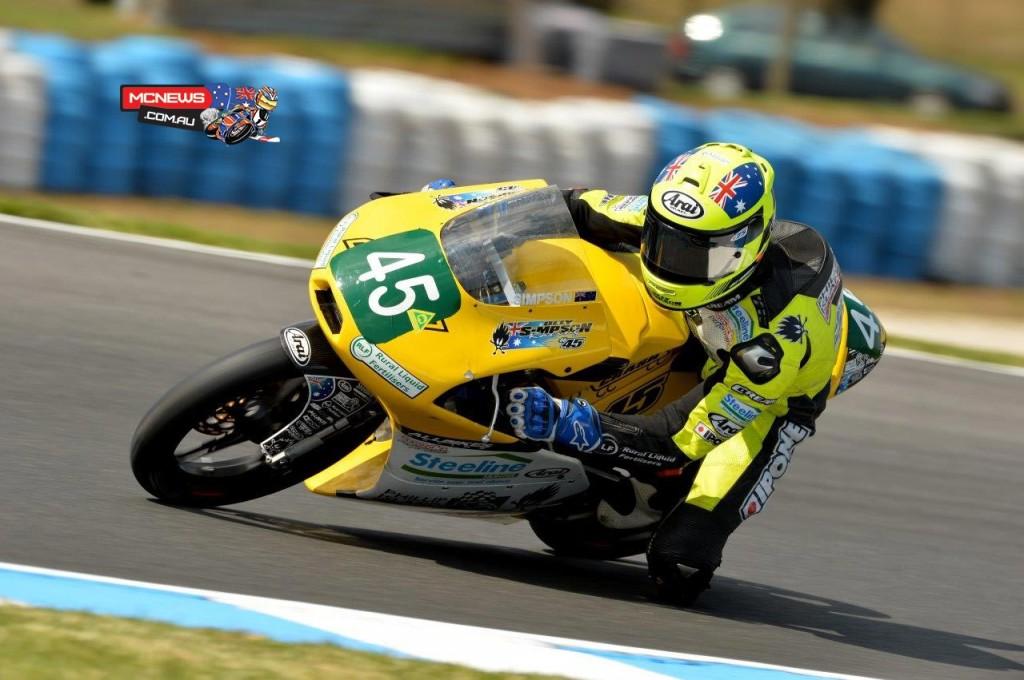 Olly Simpson
