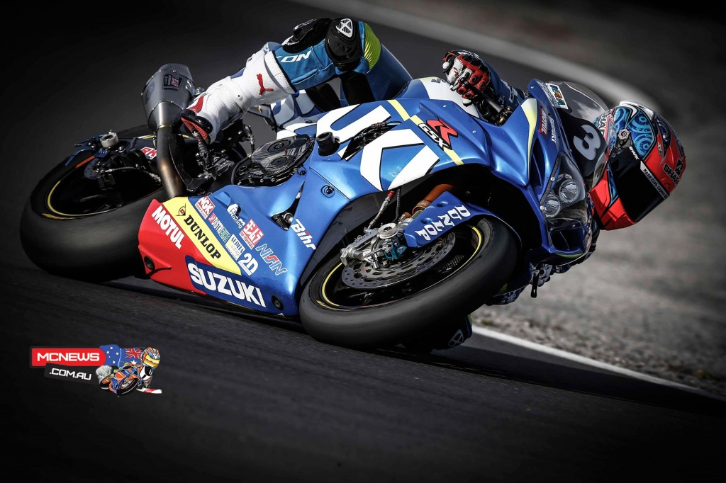 Suzuki World Endurance GSX-R1000