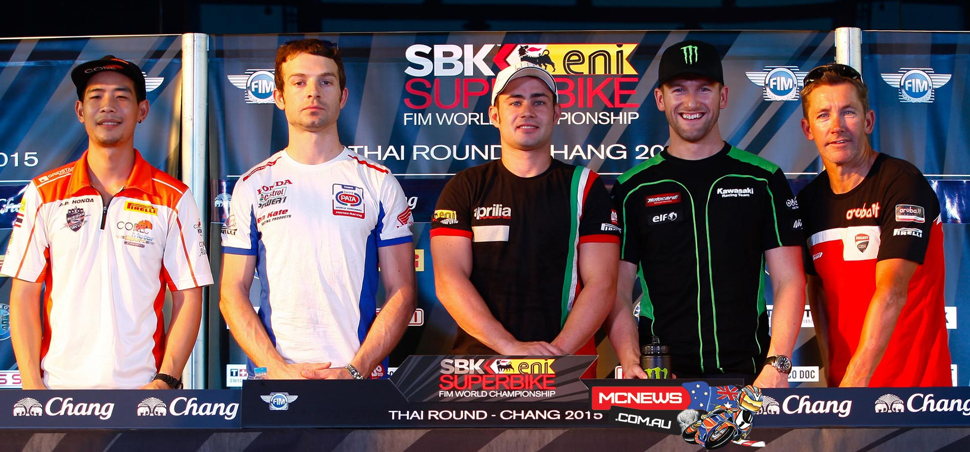 World Superbike ready for Thai debut