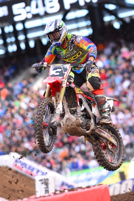 Tomac sits second in season standings - Photo Credit: Simon Cudby