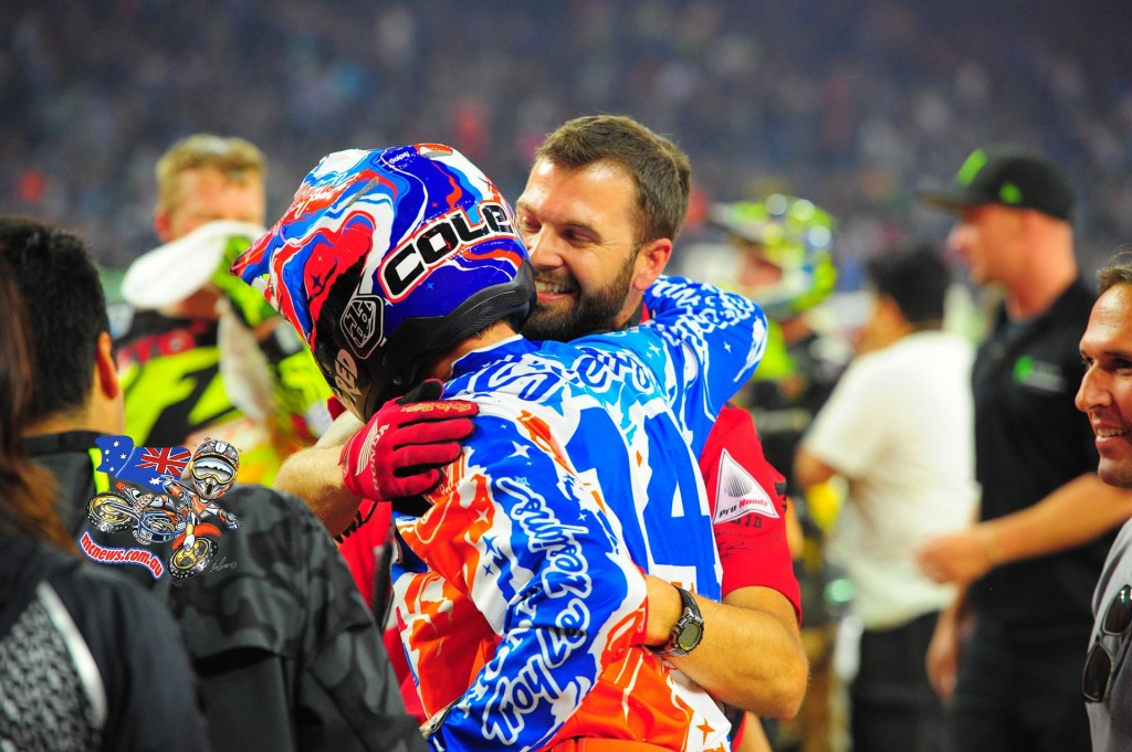 Cole Seely was the second first-time winner of the season - Pic Hoppenworld
