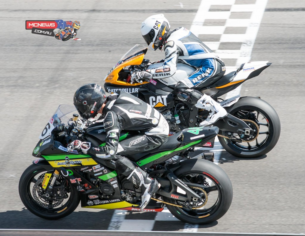 ASBK Race One gets underway at Morgan Park today