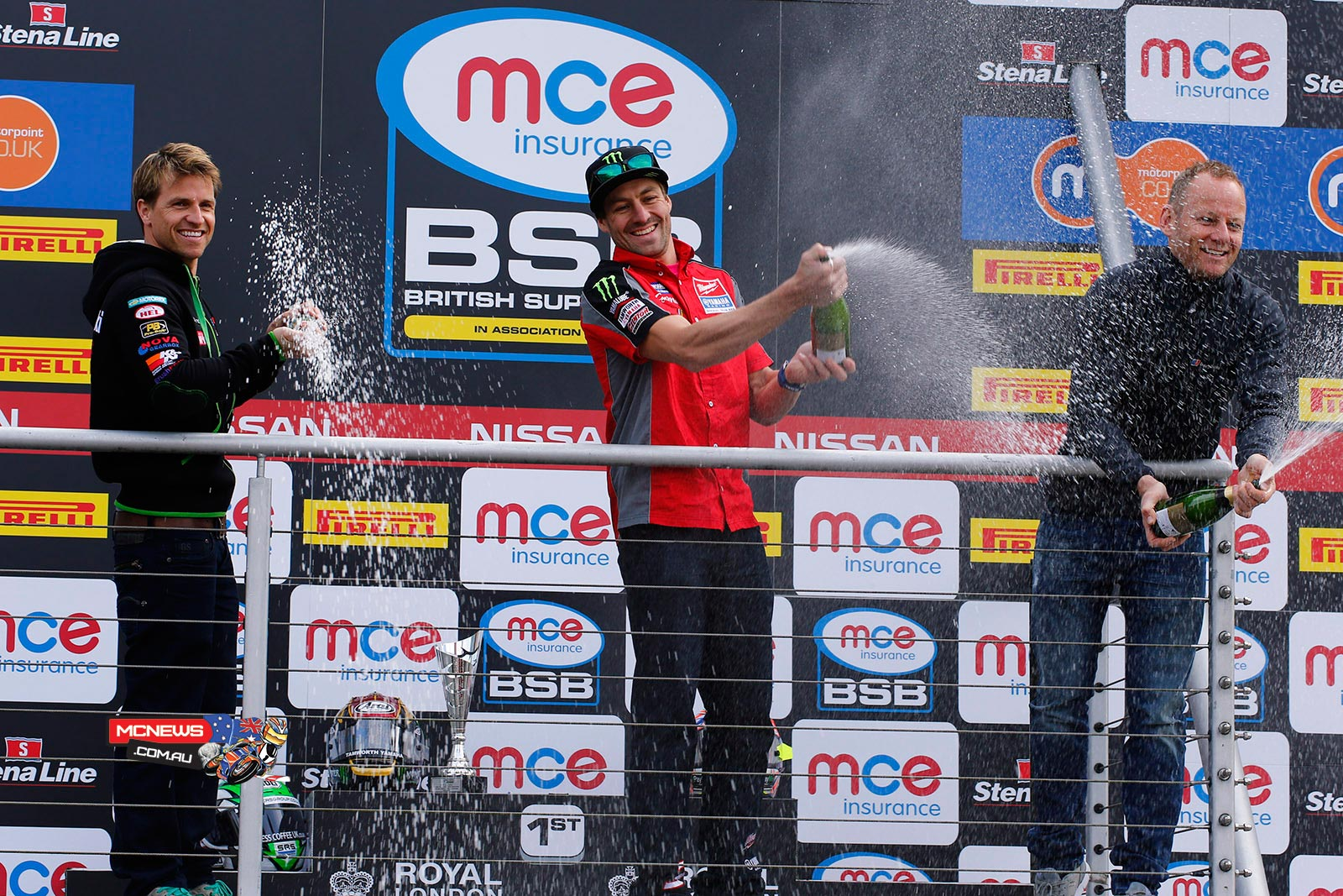 Josh Brookes masters Brands Hatch Rally Challenge to score first win of the weekend