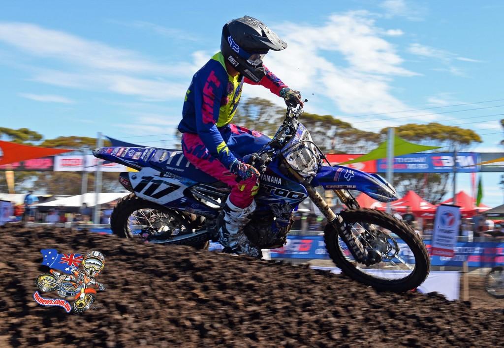 Dylan Long MX Nationals 2015