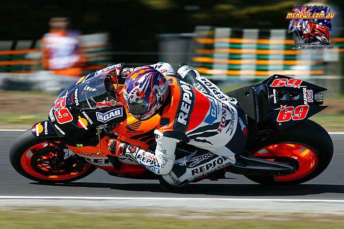 Nicky Hayden 2003