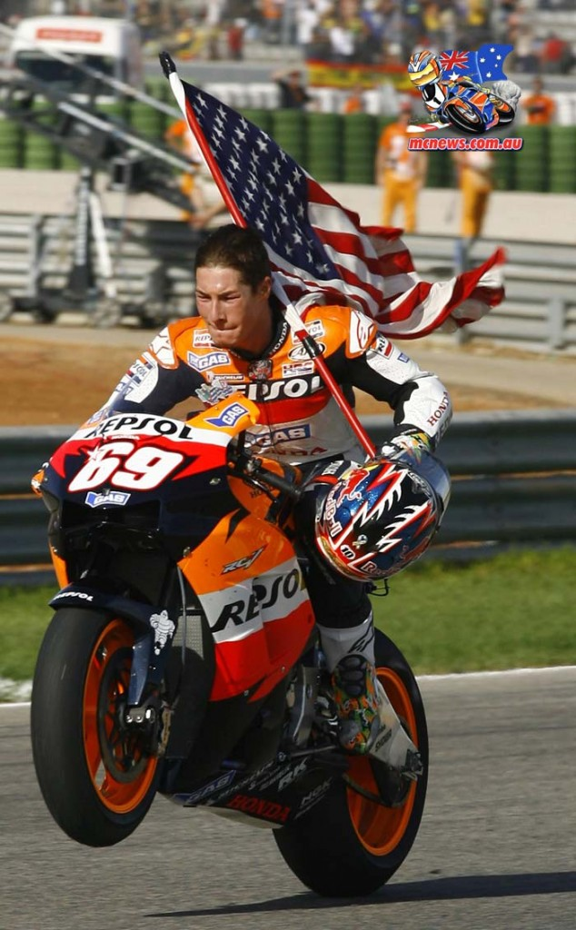 Nicky Hayden 2006