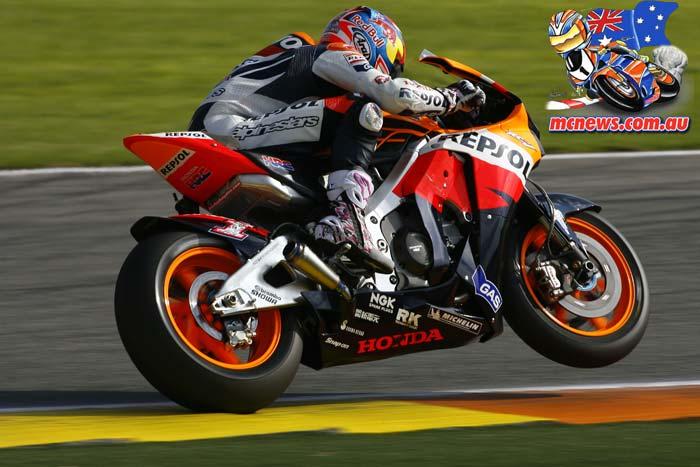 Nicky Hayden 2007
