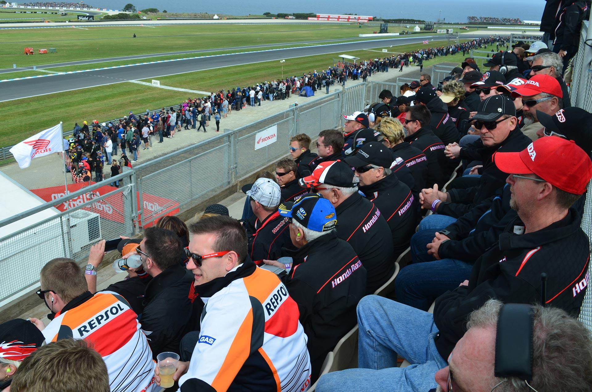 2015 Honda VIP MotoGP Tickets