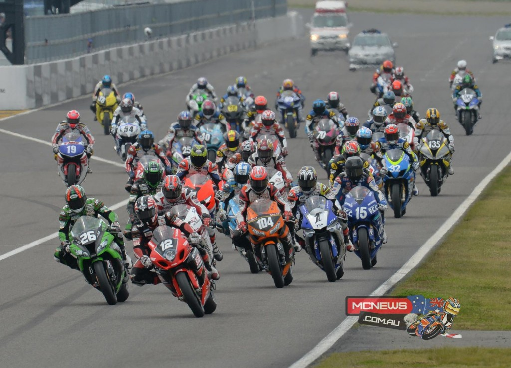 Japanese Superbike 2015 - Round One - Suzuka