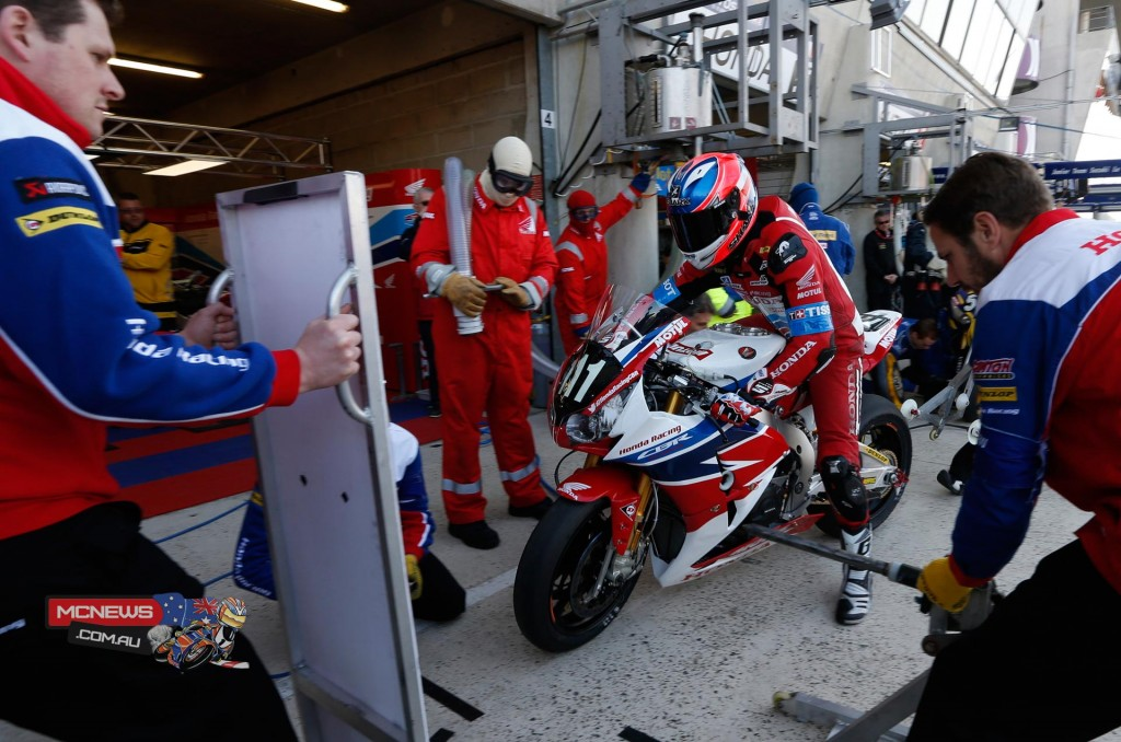 Honda Racing - Le Mans 24 Hours 2015