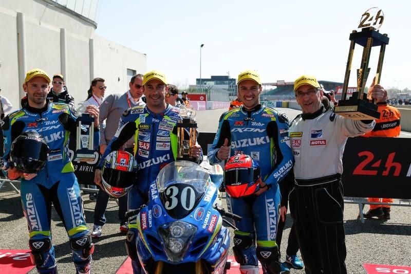SERT Suzuki wins Le Mans 24 Hour 2015