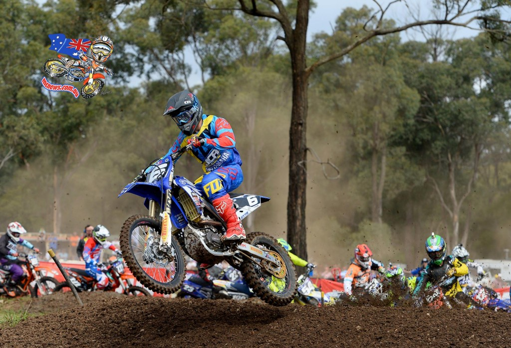 Jay Wilson at Appin earlier this month