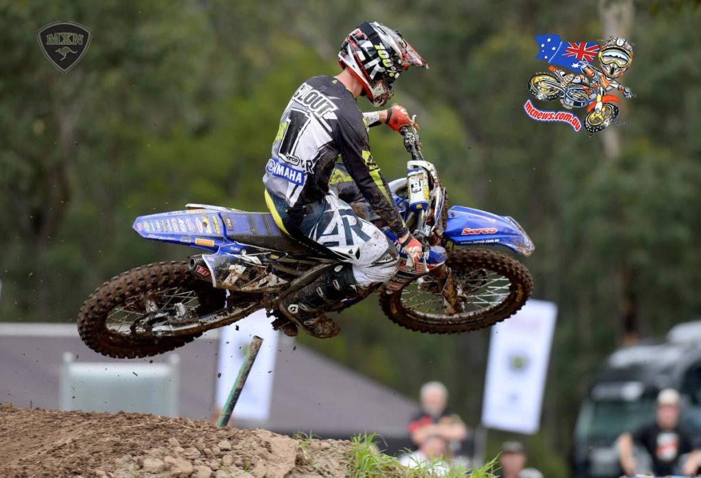 Appin local Luke Clout cleans up at Appin MX Nationals