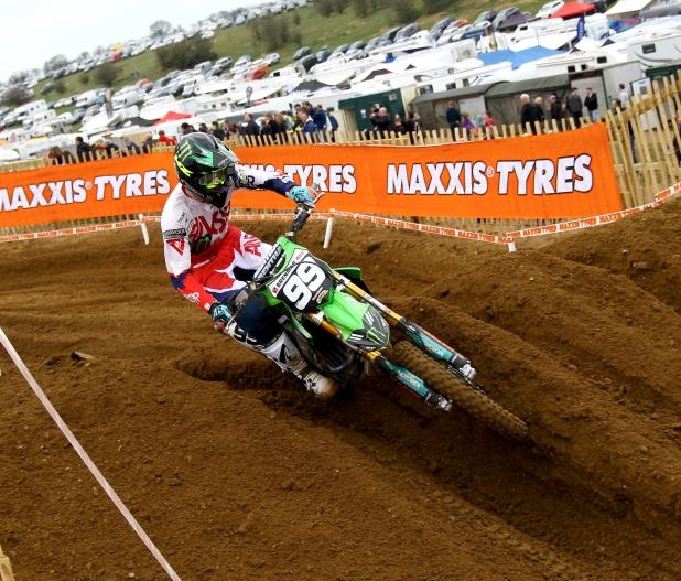 Max Anstie took out MX2 - Moto News