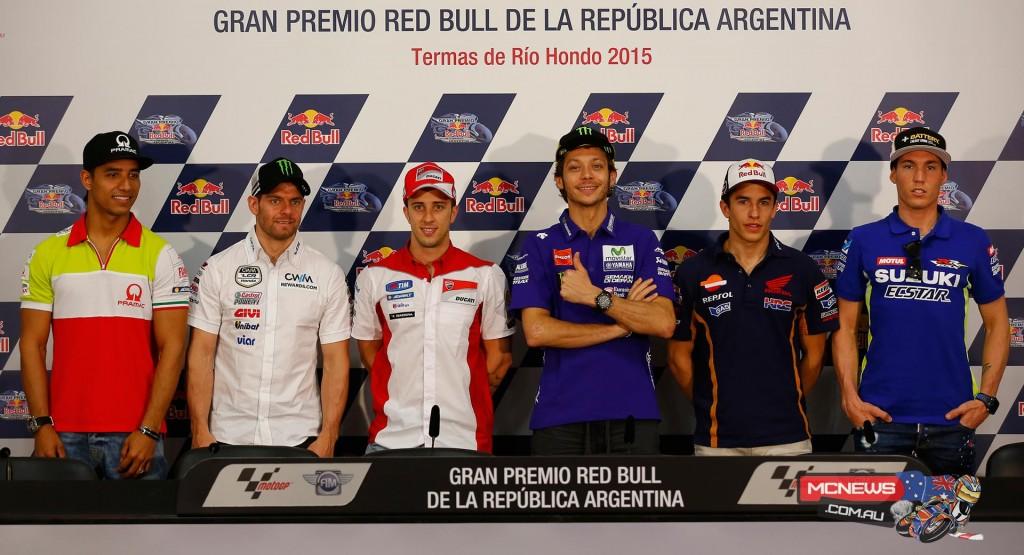 MotoGP Argentina Press Conference