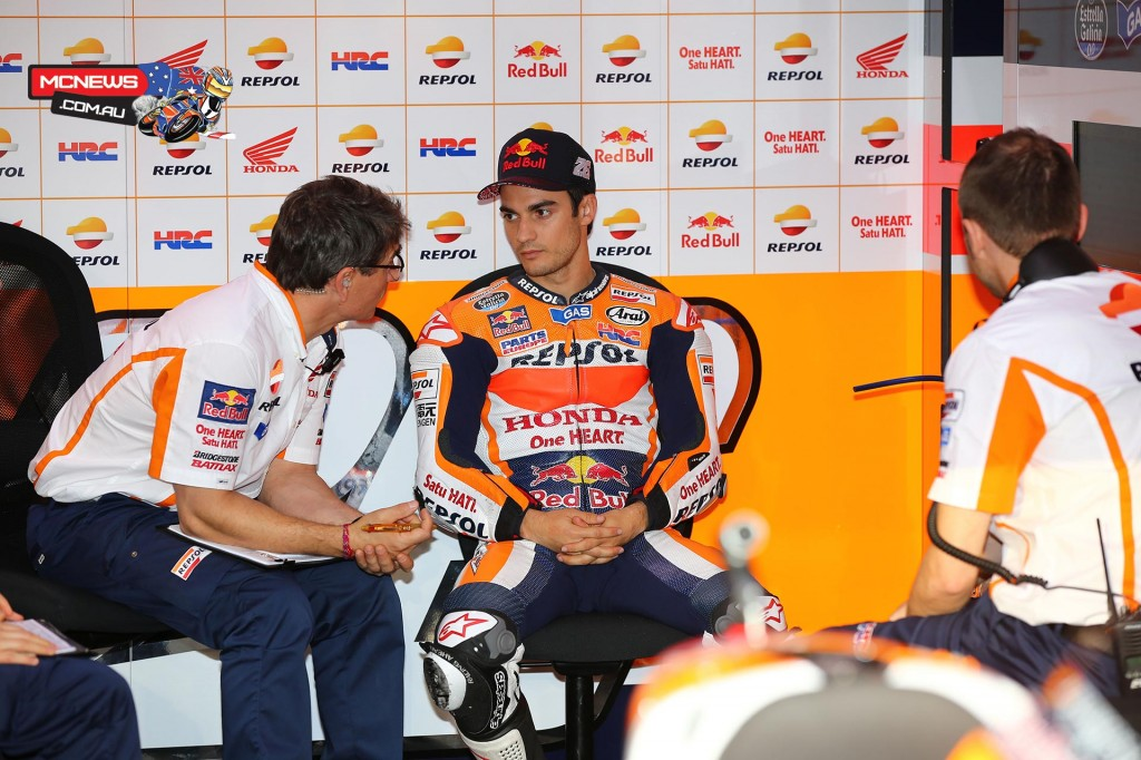 Dani Pedrosa confirms further surgery to fix arm pump issues
