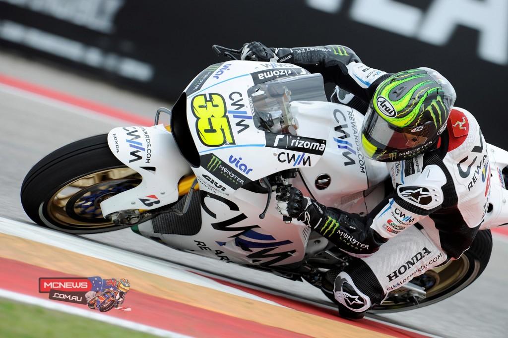 Cal Crutchlow - COTA MotoGP