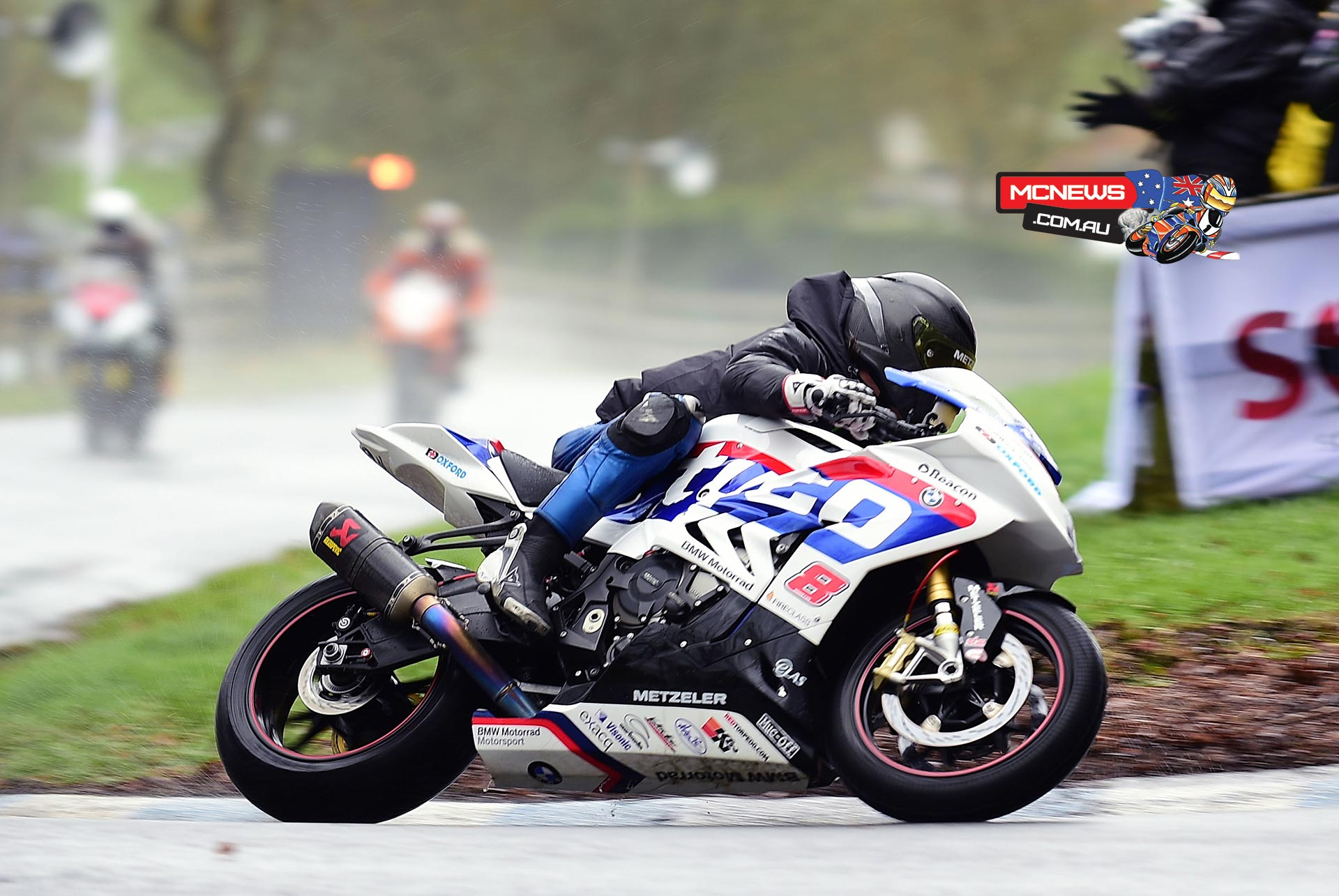 Guy Martin on his way to winning the 2015 Scarborough Spring Cup at Oliver's Mount