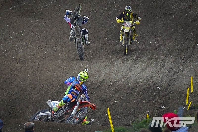 Villopoto flipped out in Italy