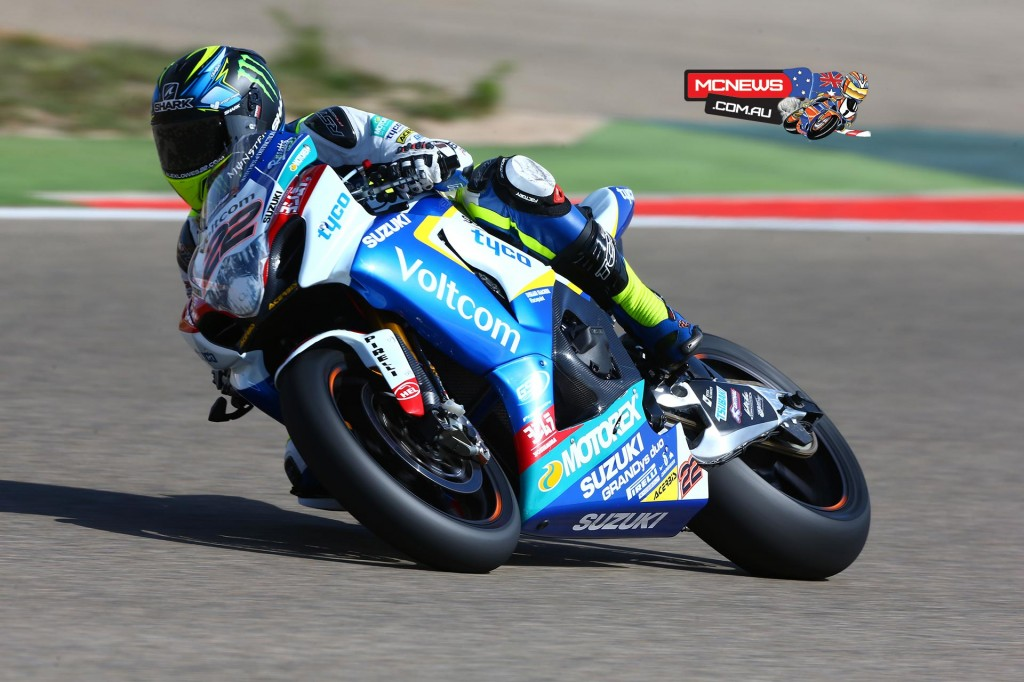 """Alex Lowes:  """"We always knew it was going to be a difficult weekend with the brand-new electronics and we ran the whole day without the traction control but it's been good. I'm very optimistic that if everything works we are going to be competitive again it's just a case of when, whether it's tomorrow, the next day or the next round we don't know. We have a lot of work to do and we've hardly done any laps today so we're feeling very much on the back foot and it's testing really for us but we'll do what we can and keep moving forward to achieve the results."""""""