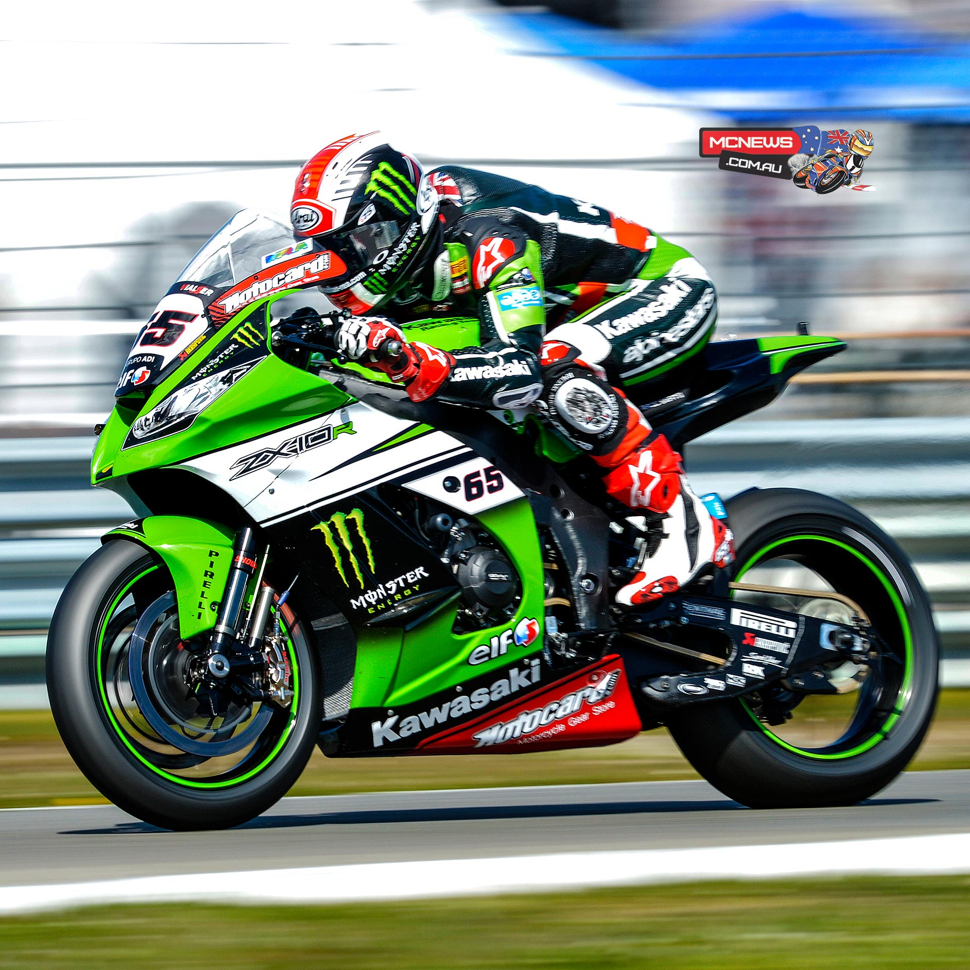 Jonathan Rea has been dominant on the Kawasaki ZX-10R in WorldSBK season 2015