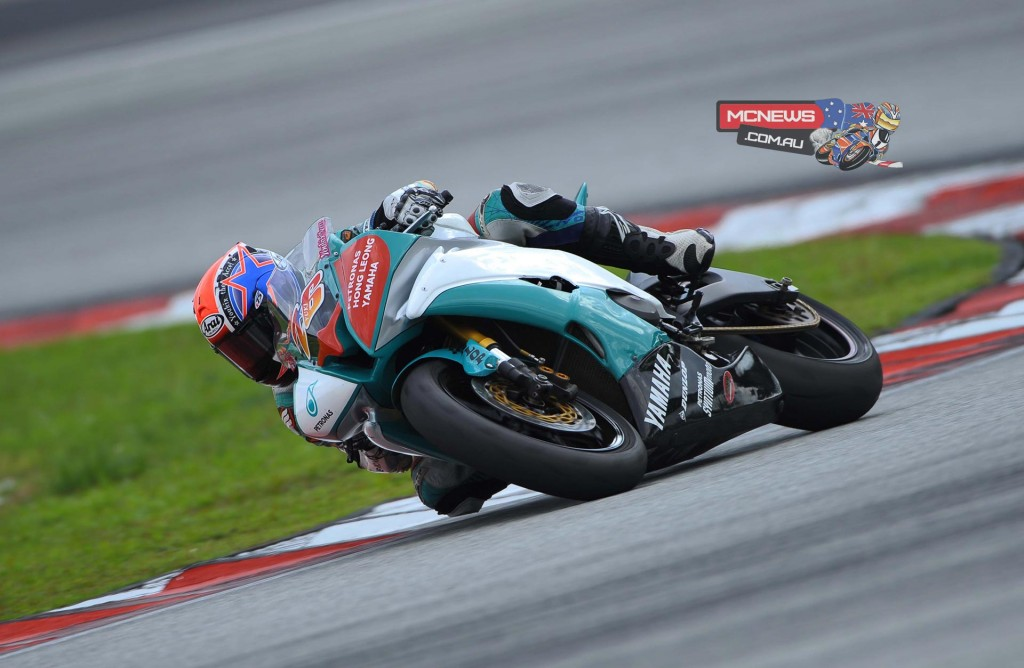 Yuki Ito was fastest on Day Two of the FIM Asia Road Racing Championship pre-season test at Sepang