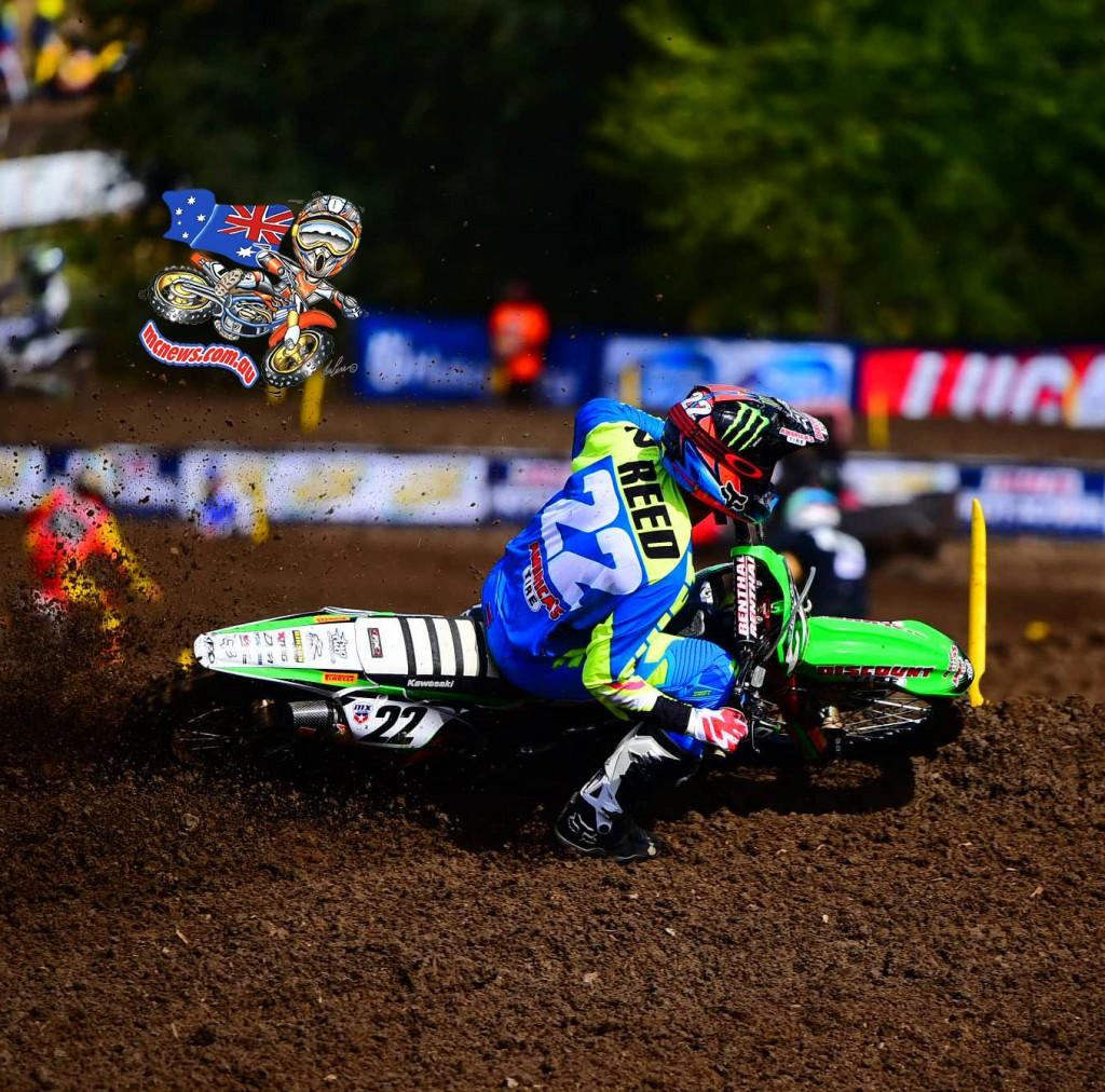 AMA Motocross 2015 - Hangtown - Chad Reed