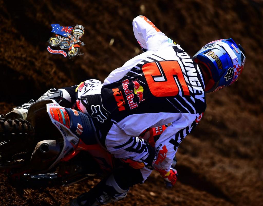 AMA Motocross 2015 - Hangtown - Ryan Dungey