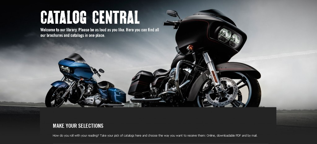 Motorcycle Accessories - Harley-Davidson Catalogue