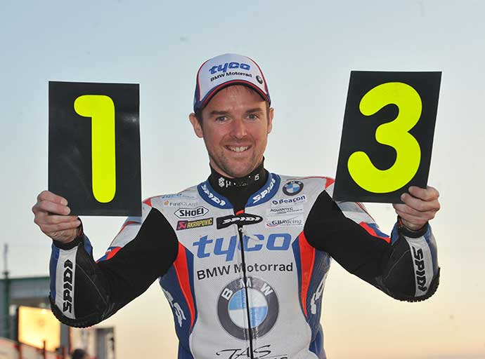 Alastair Seeley equals Joey Dunlop and Michael Rutter's record of 13 wins at the North West 200