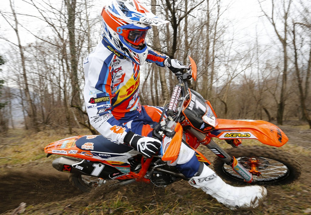 Christophe Nambotin was on fire in Spain