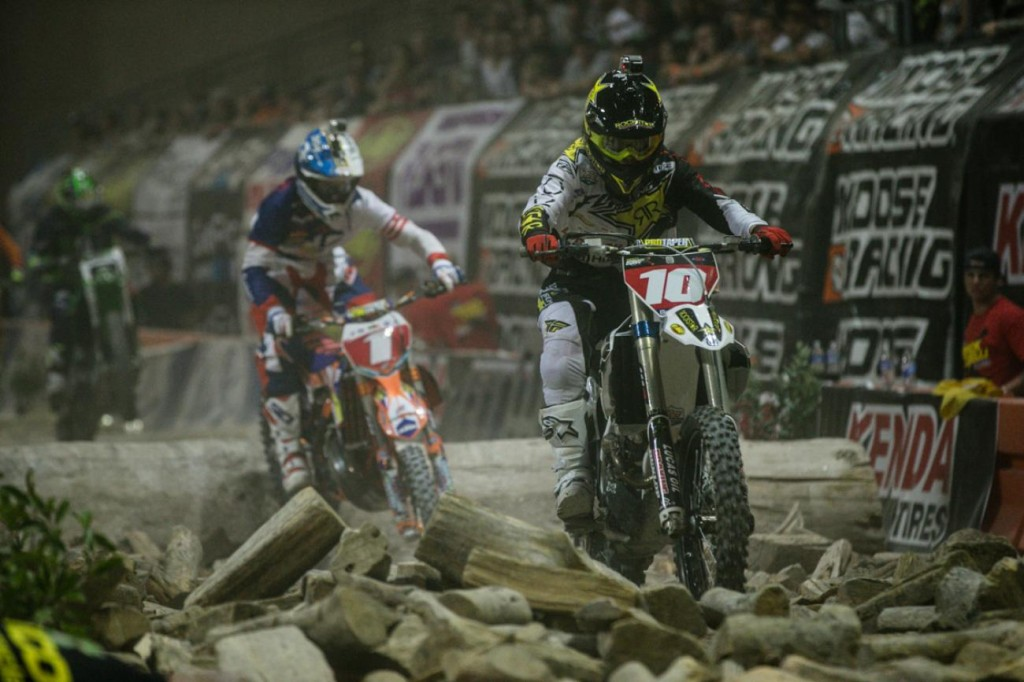 Colton Haaker took his first Endurocross win for 2015