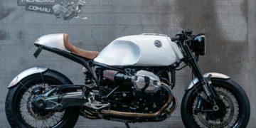 Deus And BMW Motorrad Custom R NineT - The Heinrich Maneuver