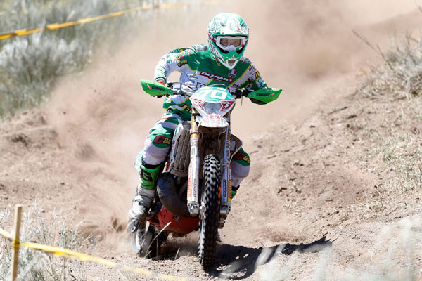 First EWC victory for Brits Steve HOLCOMBE - Portugal 2015