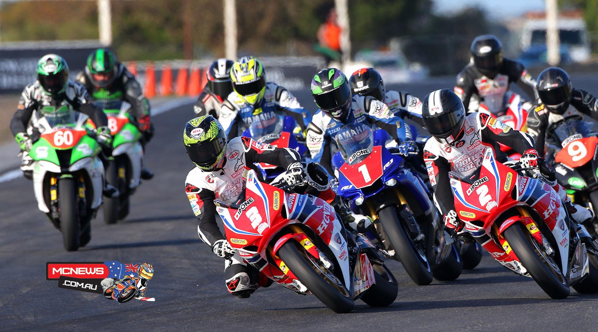 FX-ASC Mallala Superbike