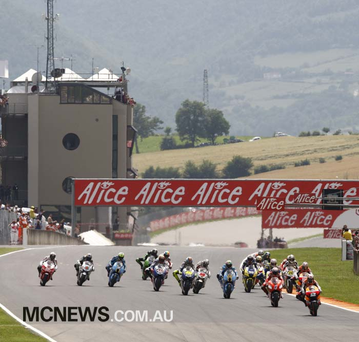 MotoGP Mugello 2008