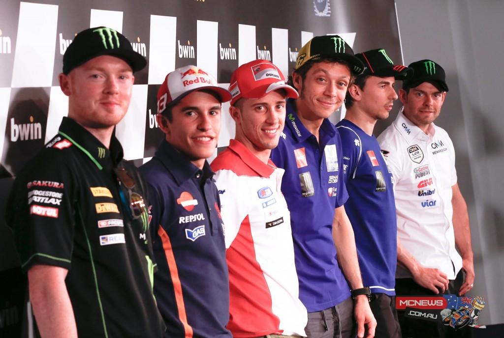 Jerez MotoGP 2015 Press Conference