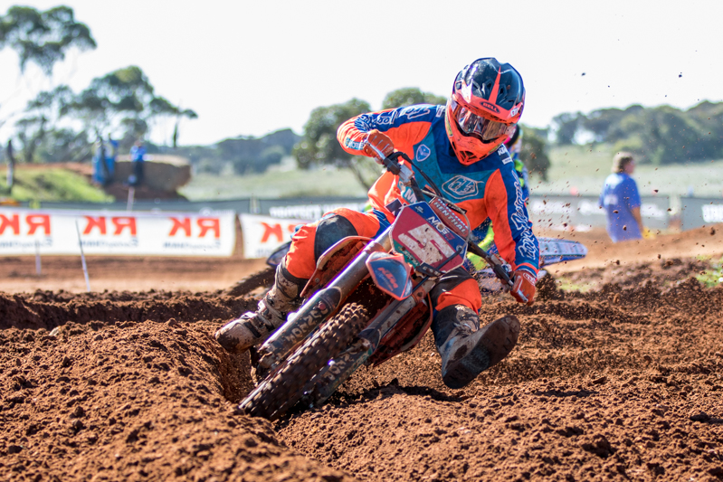 Kirk Gibbs extended his championship lead to 39 at Murray Bridge