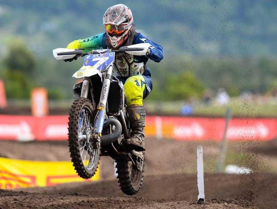 Pirelli MXD round five 2015 Coolum overall winner – Connor Tierney