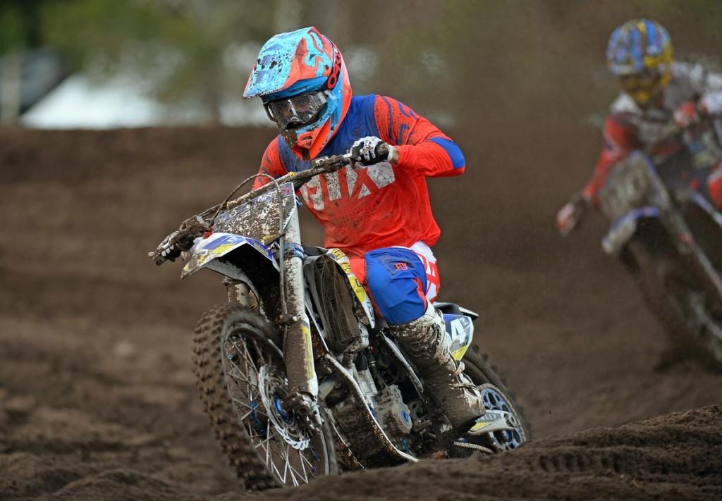 Luke Arbon - MX Nationals 2015 - Round Five - Coolum