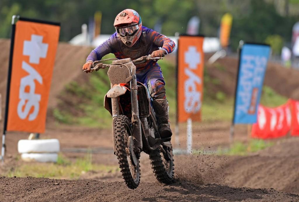 Luke Styke - MX Nationals 2015 - Round Five - Coolum