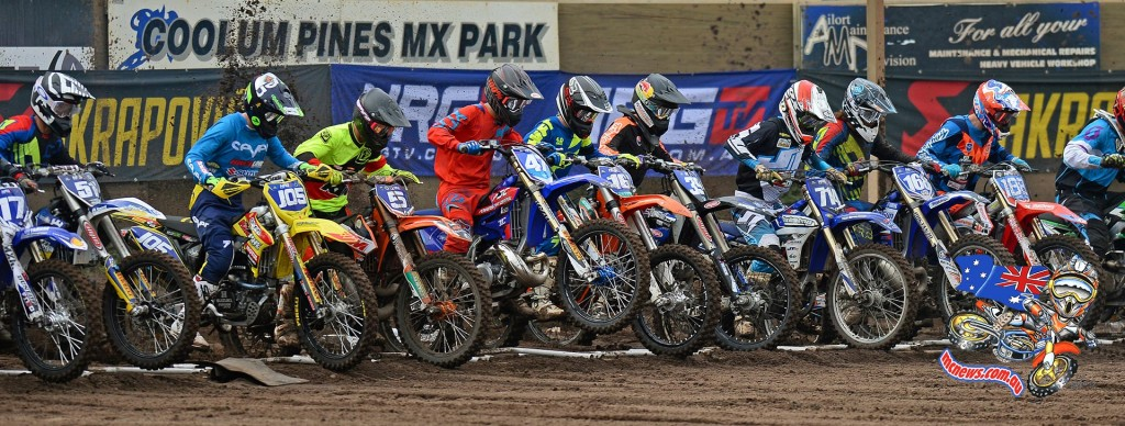 MXD - MX Nationals 2015 - Round Five - Coolum