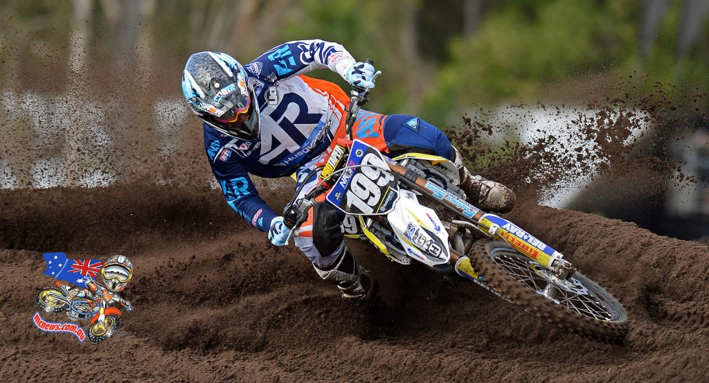 Nathan Crawford - MX Nationals 2015 - Round Five - Coolum