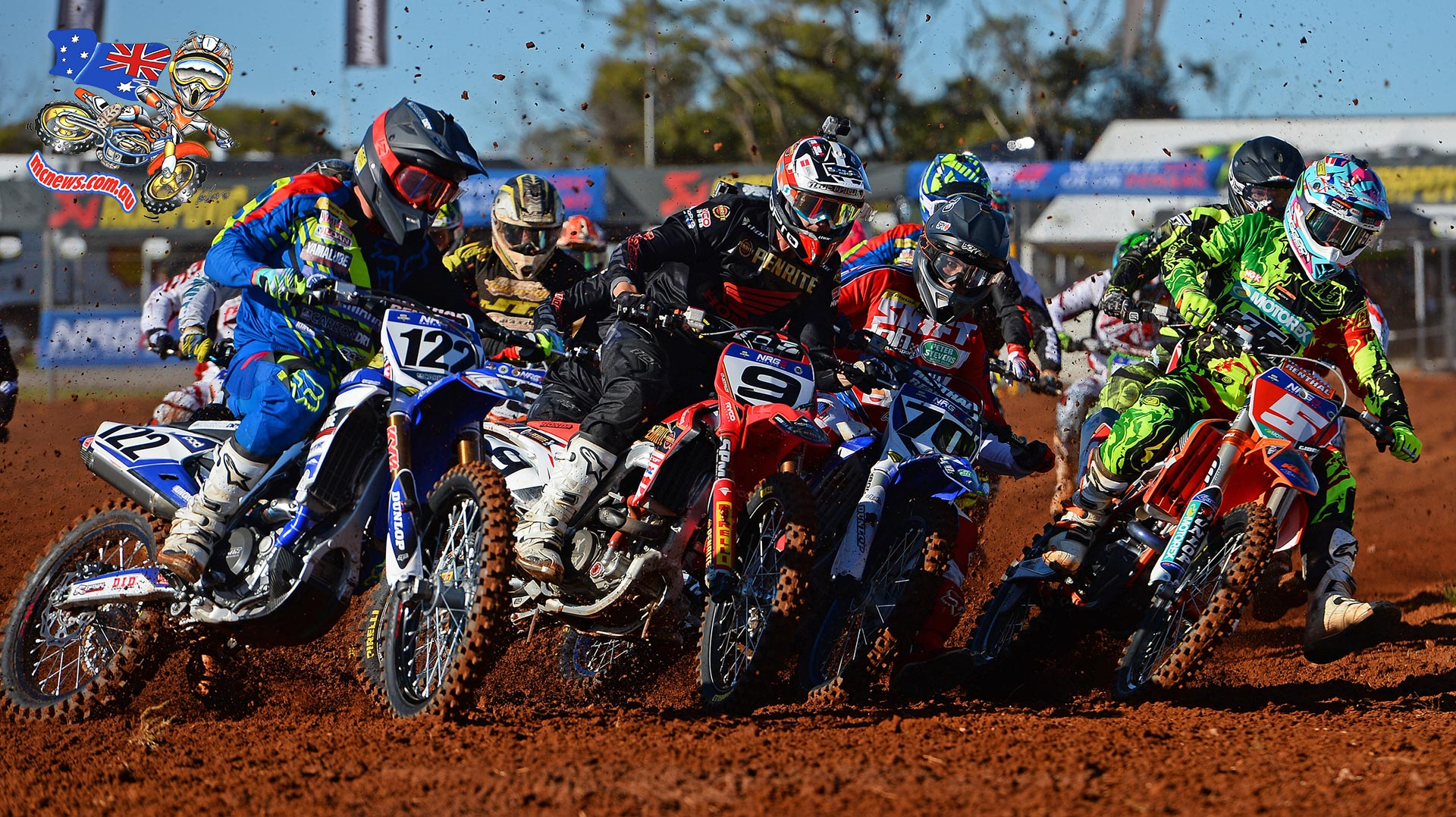 MX Nationals MX1 Murray Bridge 2015