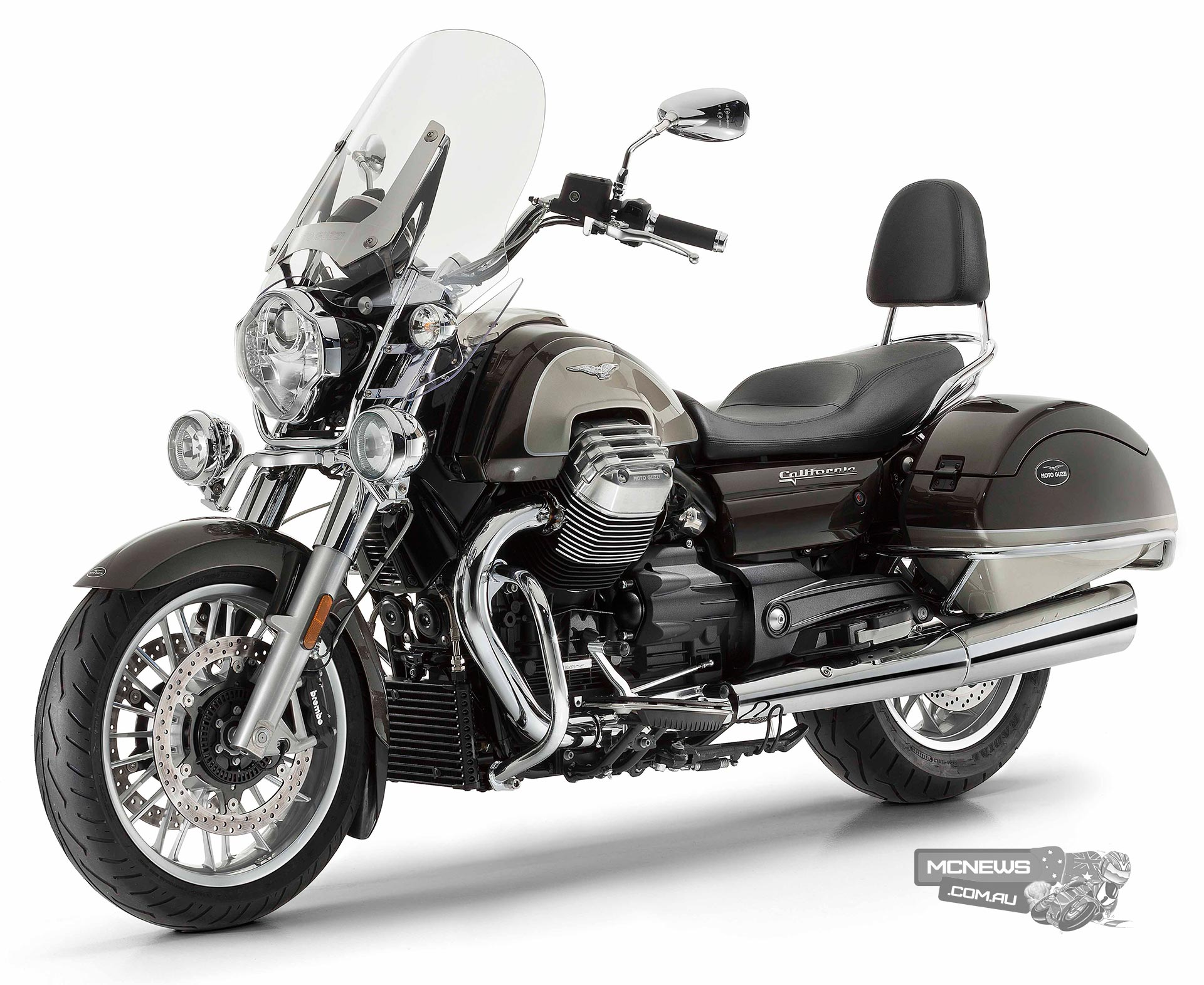Moto Guzzi California 1400 Touring Special Edition